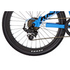 "NS Bikes Clash 20"" dark raw/blue"